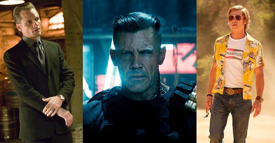 Deadpool 2 Cable Viggo Mortensen Brad Pitt