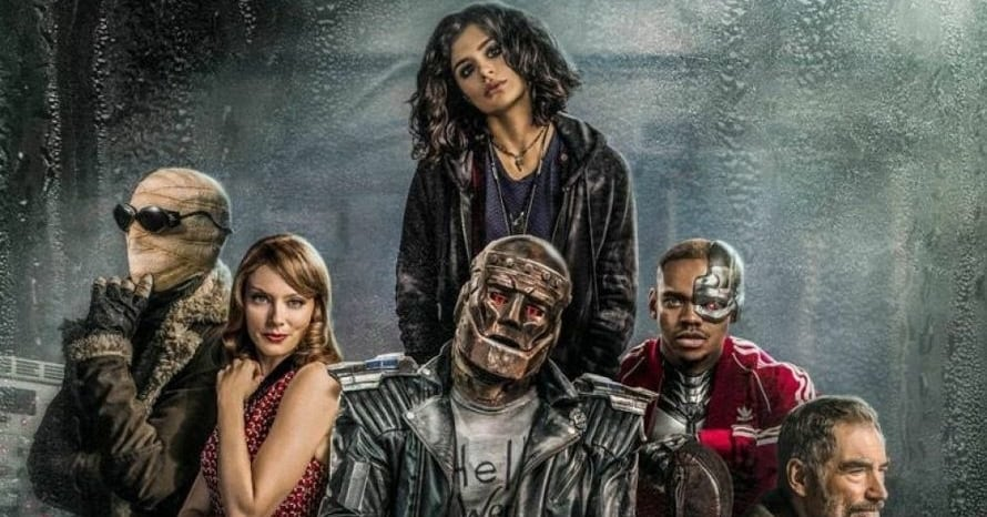 Doom Patrol Karen_Obilom HBO Max Diane Guerrero April Bowlby Robotman Brendan Fraser