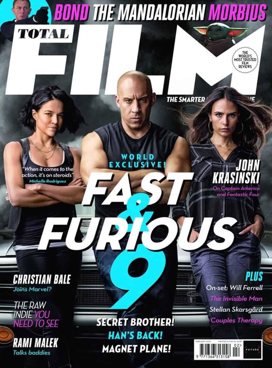 Fast and Furious 9 Vin Diesel John Cena