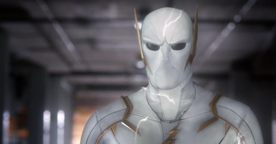 Grant Gustin The Flash Godspeed
