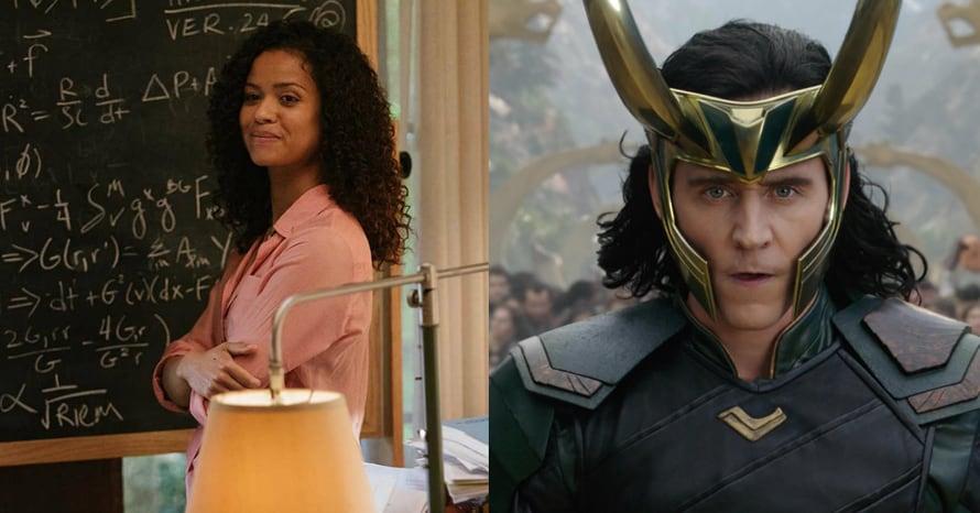 Marvel Gugu Mbatha-Raw, Loki, Tom Hiddleston