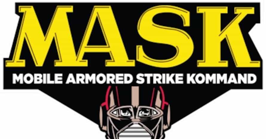 Hasbro M.A.S.K Bad Boys For Life Chris Bremner