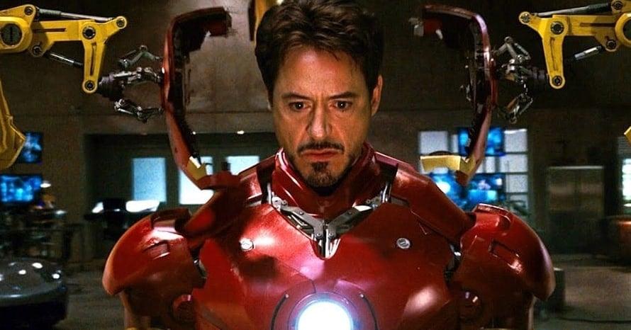 D23 Iron Man Avengers: Endgame Marvel Robert Downey Jr