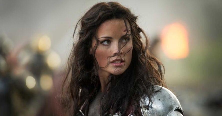 Jaimie Alexander Tom Hiddleston Lady Sif Loki Thor Love and Thunder MCU