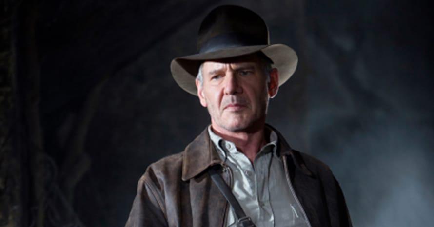 David Koepp James Mangold Kathleen Kennedy Harrison Ford Indiana Jones 5 Marvel