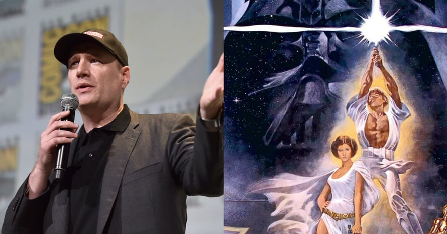 Kevin Feige Isn't Ready To Talk About His 'Star Wars' Movie Just Yet