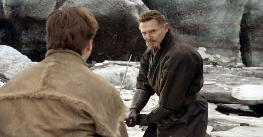 Liam Neeson Star Wars Batman