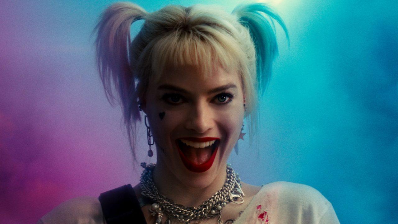 Birds Of Prey Bts Pics Offer New Look At Margot Robbie S Harley Quinn