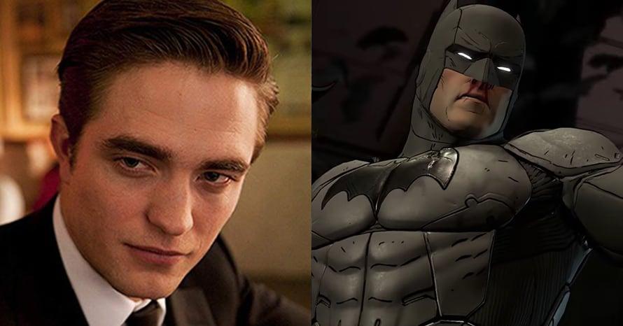 Robert Pattinson The Batman Telltale