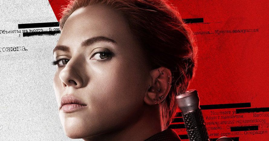Scarlett Johansson Black Widow Natasha Romanoff Marvel Studios Disney Falcon Winter Soldier