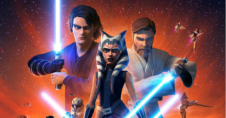 Star Wars The Clone Wars Disney Plus Dave Filoni Ahsoka Tano The Mandalorian Revenge of the Sith
