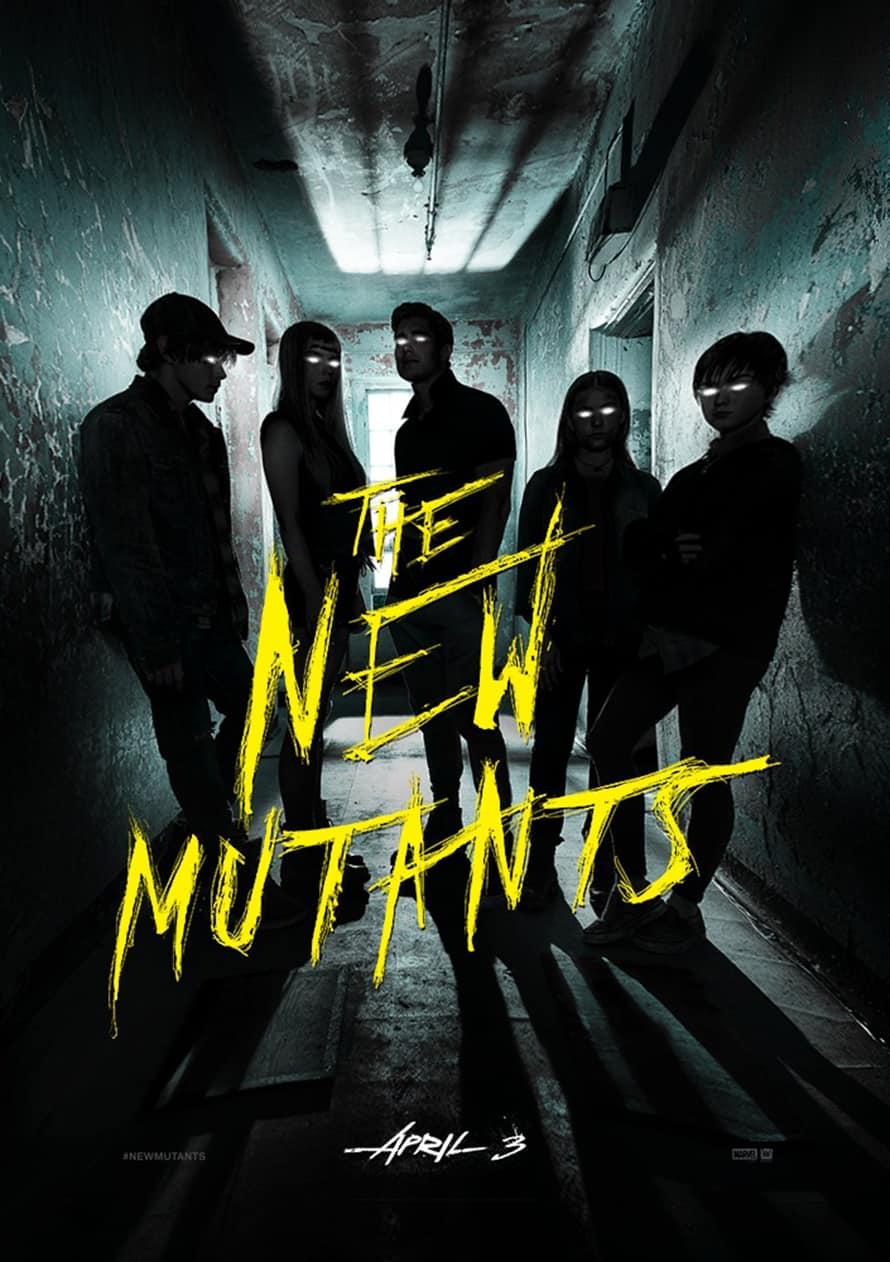 The New Mutants X-Men
