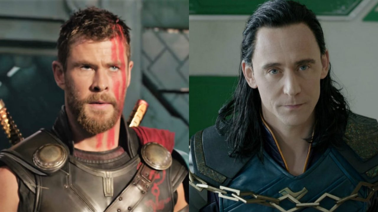 Tom Hiddleston actually auditioned for Thor, but was cast as Loki.