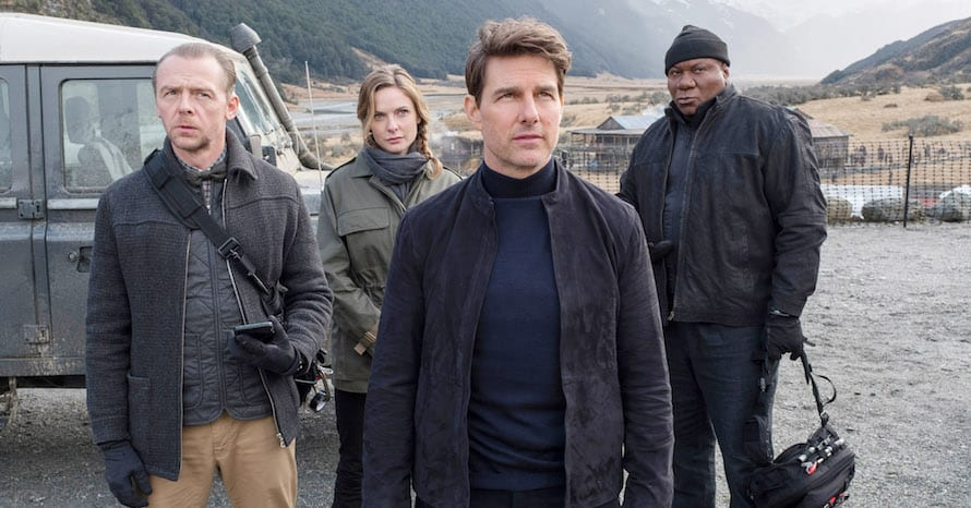 Tom Cruise Mission: Impossible 7 A Quiet Place: Part II Paramount Plus
