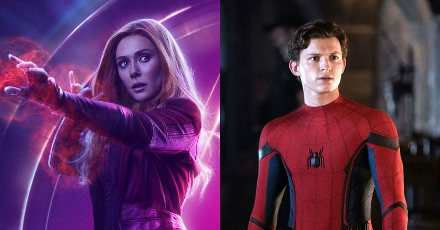 'Spider-Man' Star Tom Holland Talks Excitement For Phase 4 After 'WandaVision'