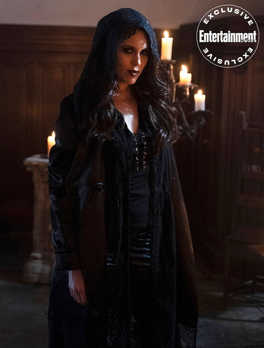 Vampire Diaries Kayla Ewell Nocturna Ruby Rose Batwoman