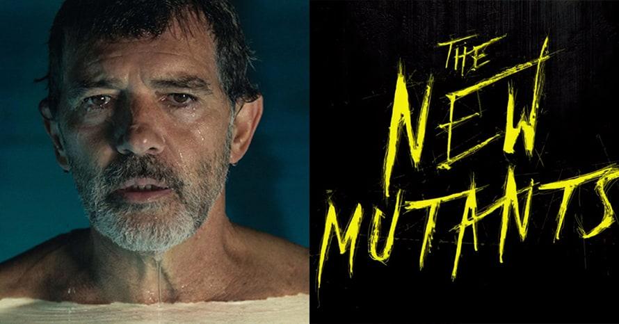 Antonio Banderas The New Mutants