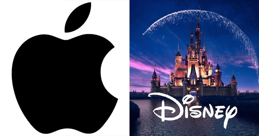 Apple Disney Coronavirus