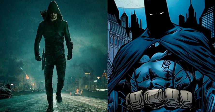 Arrow Batman Stephen Amell Arrowverse