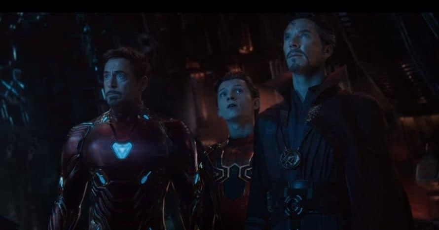 Avengers: Infinity War Doctor Strange Iron Man Kevin Smith Disney Plus