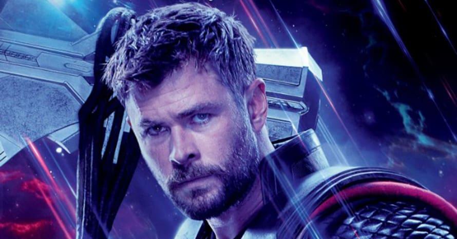 Avengers Chris Hemsworth Thor Marvel Love and Thunder