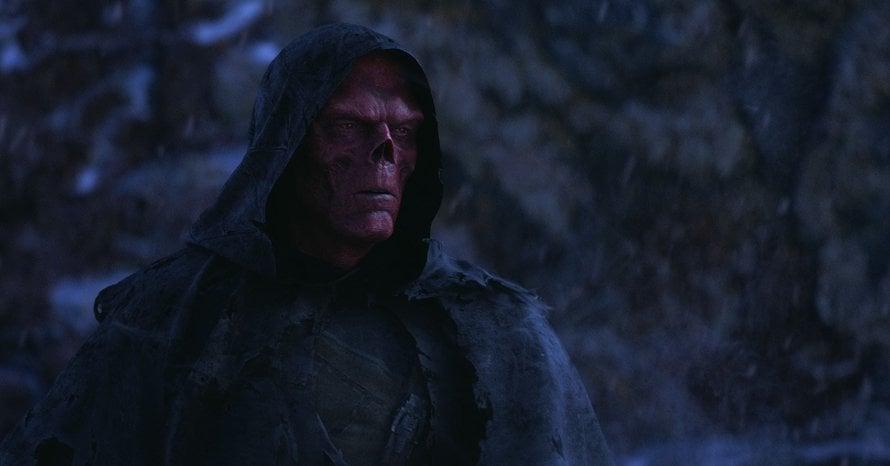 Avengers Endgame Ross Marquand Red Skull