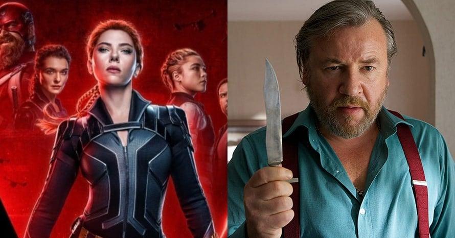 Black Widow Ray Winstone Avengers Scarlett Johansson Marvel Studios