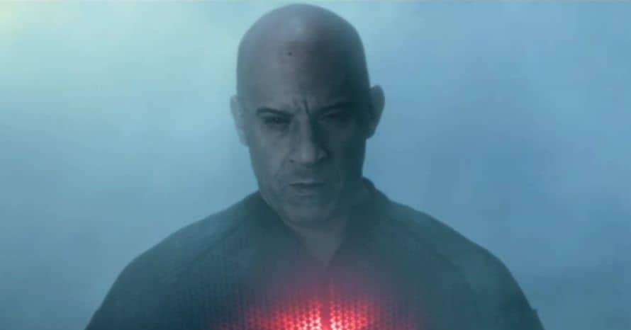 Vin Diesel Bloodshot CinemaScore Robert Downey Jr. Dolittle