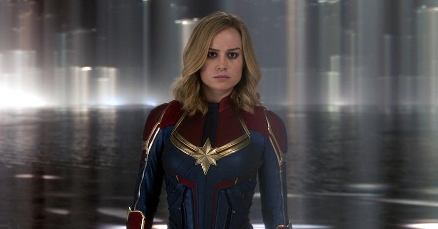 Captain Marvel 2 Carol Danvers Avengers Endgame Brie Larson YouTube