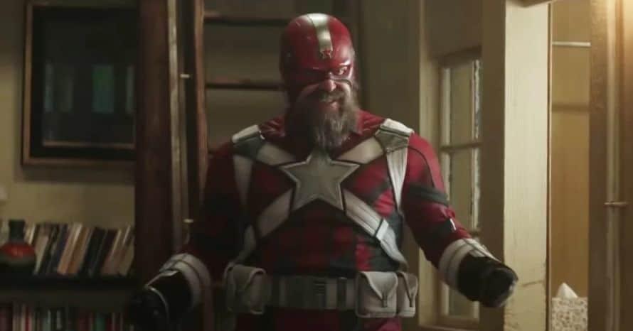 David Harbour Black Widow Disney Plus Red Guardian