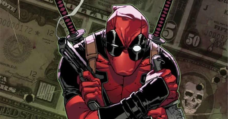 Deadpool Blade Marvel Comic