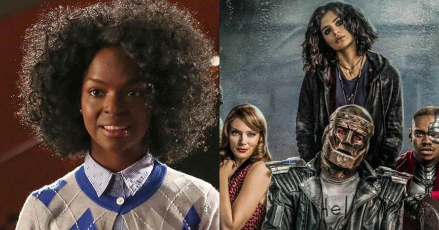 Doom Patrol Adds Glee Alumn Samantha Ware For Season Two