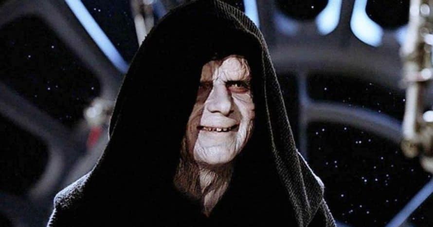 Emperor Palpatine Star Wars Ian McDiarmid Clone Return of the Jedi