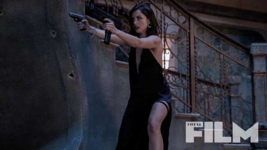 James Bond Daniel Craig No Time To Die Ana De Armas