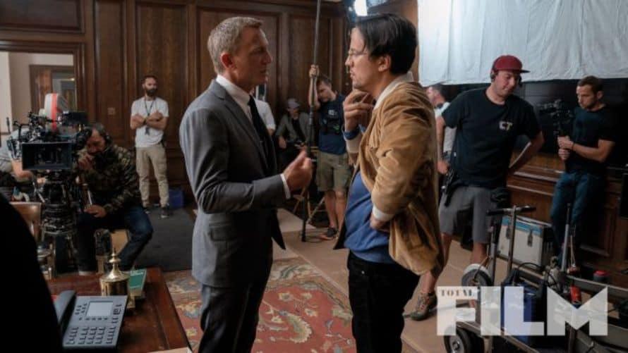 James Bond No Time To Die Daniel Craig Cary Joji Fukunaga