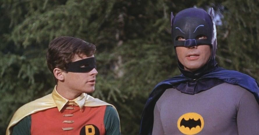 Jeffrey Wright Matt Reeves Adam West Batman