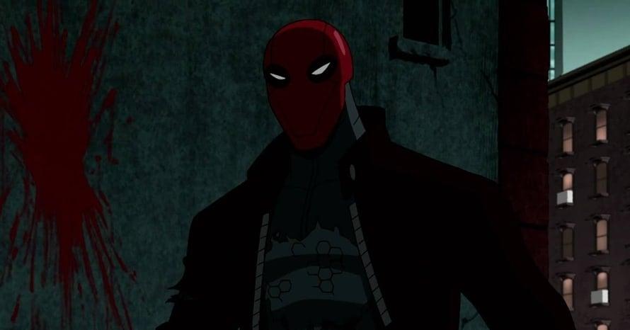 Jensen Ackles Batman Under the Red Hood