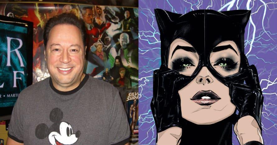 Joe Quesada Marvel Catwoman