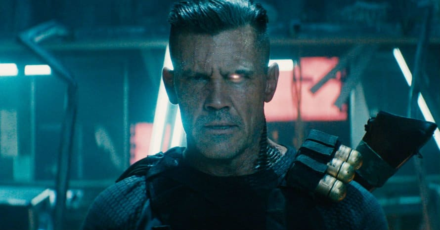 Josh Brolin Cable Deadpool 2 Rob Liefeld