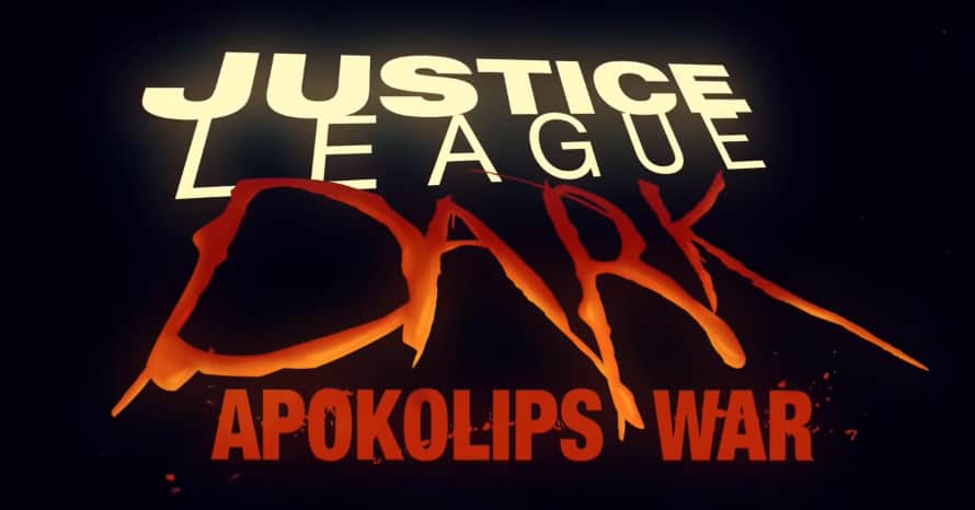 Justice League Dark Apokolips War Batman Constantine