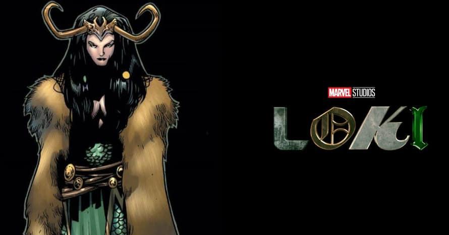 Lady Loki Time Variance Authority