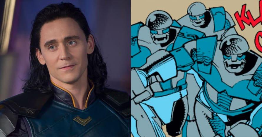 Loki Minutemen Tom Hiddleston