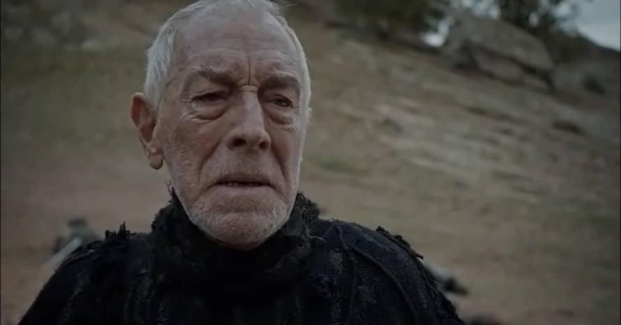 Max Von Sydow Game of Thrones Star Wars