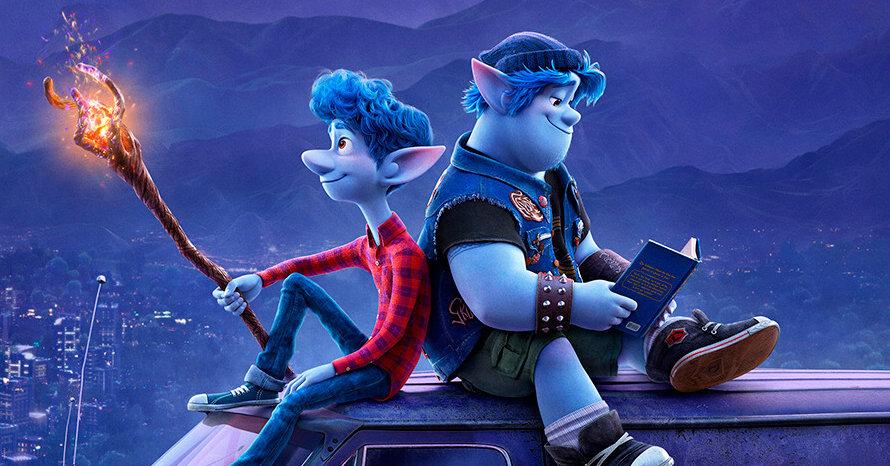 Onward Pixar Disney