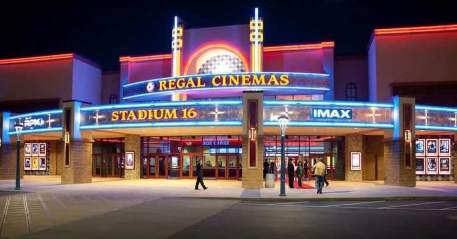 Alamo Drafthouse Regal Cinemas Showcase Cinemas Coronavirus Universal Pictures