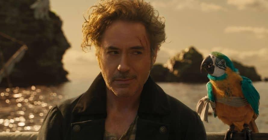 Robert Downey Jr. Dolittle