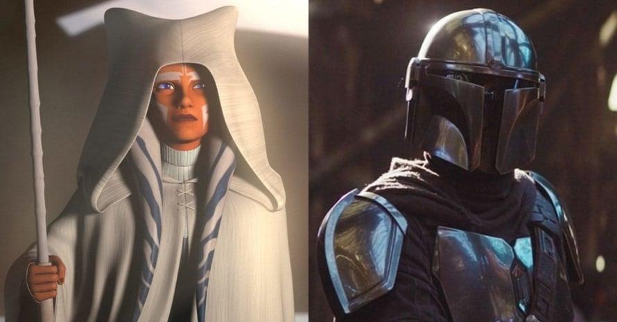 Rosario Dawson Ahsoka Tano The Mandalorian Star Wars Jedi Disney