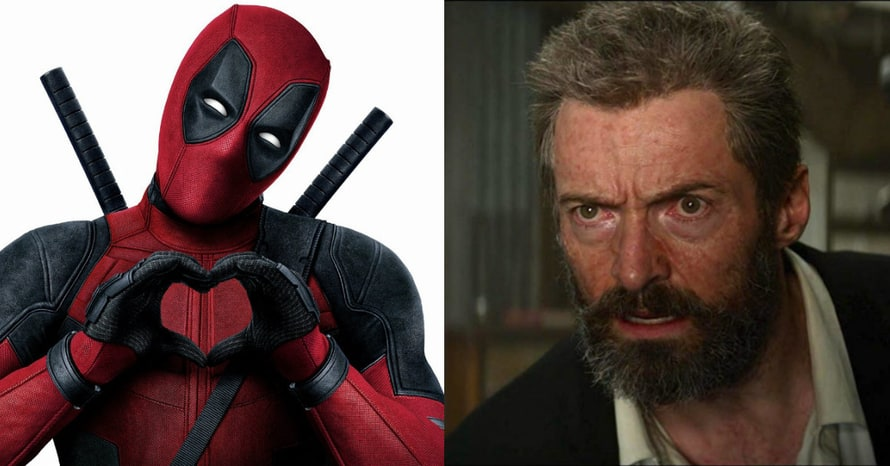 Ryan Reynolds Hugh Jackman Logan Deadpool Wolverine Rob Liefeld X-Men Origins: Wolverine
