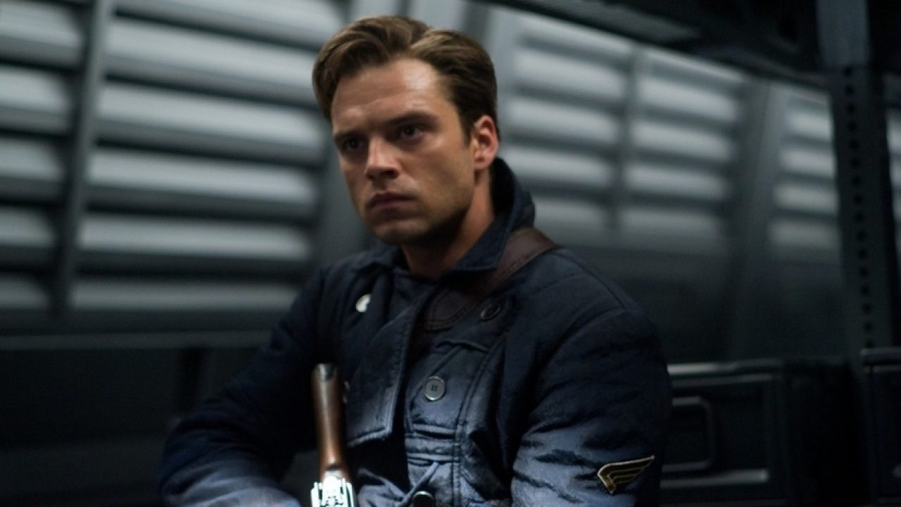 3. Bucky Barnes: Because of Hydra's experiments on him during World War II, Bucky Barnes became a super-soldier. He became a prisoner of war during World War II and became the subject of experiments by Arnim Zola.