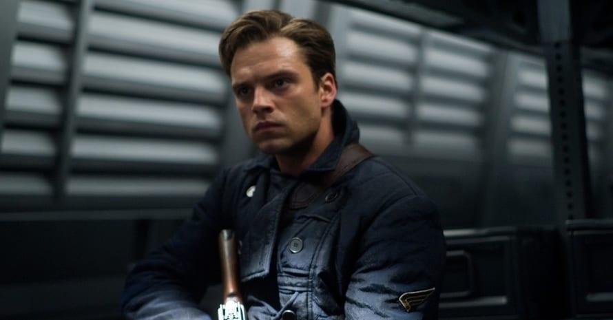 Sebastian Stan Falcon Winter Soldier Bucky Barnes Captain America